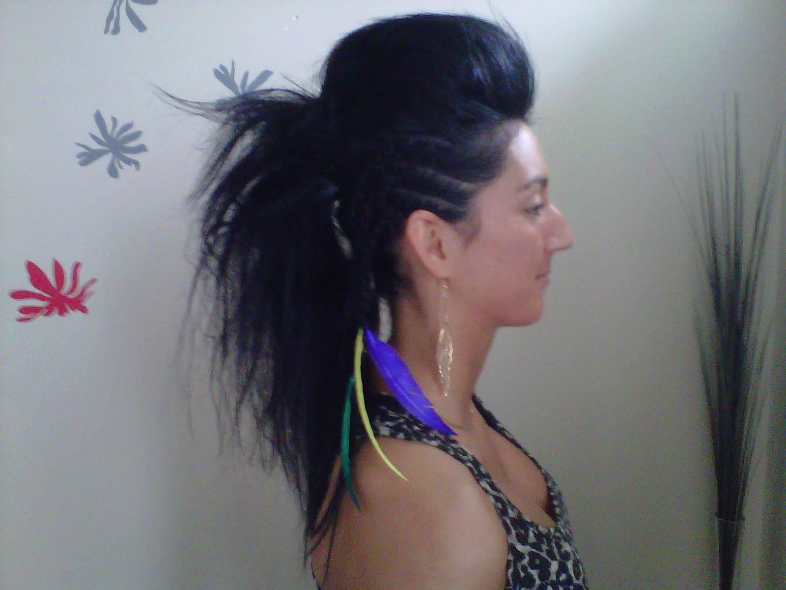 coiffure de bal. Spécial coiffure bal de